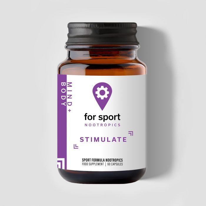 nootropic stimulate capsules ashwagandha rhodiola boost