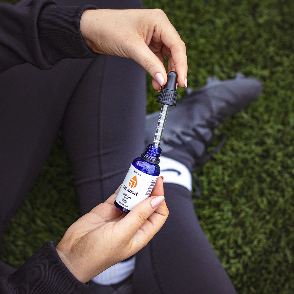 CBD oil in sports can athletes use cannabidiol oils